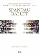 Live from the N.E.C. by Spandau Ballet (DVD, Jul-2005, Sony Music)