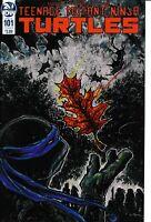 Teenage Mutant Ninja Turtles 101 Cover B Eastman Variant NM 1st Lita Mona Lisa