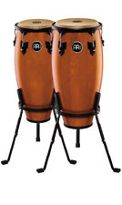 Meinl HC555MA Headliner Conga Set Natural Maple w/Stands