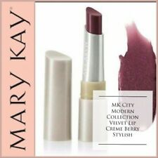 Mary Kay Velvet Lip Creme Lipstick Oh So Currant **Discontinued** New in Box