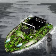 Remote control intelligent bait boat ABS wear-resistant engineering materials