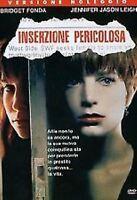 Inserzione pericolosa (1992) DVD RENT NUOVO Sigillato B. FONDA