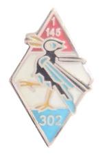 RAF Polish Air Force Siły Powietrzne 302 Squadron Pin Badge - MOD Approved
