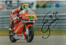 Eric Granado mano firmado 7x5 Foto Mapfre Aspar Moto 3 MotoGP 4.