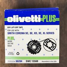 Olivetti Plus Dry Lift-Off Tape SWC 13560 Smith Corona SC, SE, XD, XE, XL Series