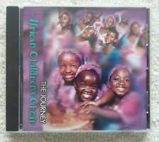 African Children's Choir CD The Journey - Friends in the West RARE
