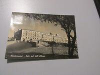 Carte Postale D'Epocamontecassino Côté Sud Abbaye Shipped