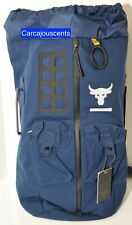 Under Armour Project Rock 60 Bag BackPack Navy #1345663