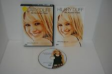 Hilary Duff: All Access Pass DVD - TESTED!