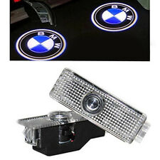 2pcs Welcome Light Logo LED Step Door Courtesy Ghost Shadow Laser Projector BMW