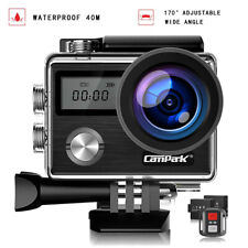 Campark X20 4K Action Camera Touch Screen 20MP SONY Image Sensor,Waterproof,Wifi