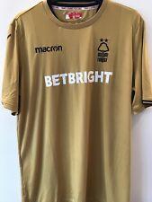Nottingham Forest Away Shirt 2018/19 Size 4XL Excellent Condition