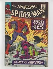 The Amazing Spider-Man #40/Silver Age Comic Book/Green Goblin Origin/FN+