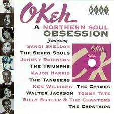 OKEH A NORTHERN SOUL OBSESSION VOLUME 1 Various Artists NEW SEALED CD (KENT) R&B