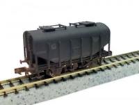 Dapol 2F-036-024 N Gauge GWR Bulk Grain Hopper Wagon 42315 Weathered