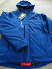 Jack Wolfskin Troposhere mens hooded jacket coat Size Small NEW+TAGS
