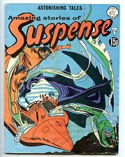 Amazing Stories of Suspense 166, UK edition, Mid grade