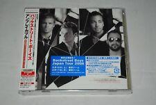 [ New ] Backstreet Boys CD & DVD UNBREAKABLE Japan Tour Limited 20 tracks sealed