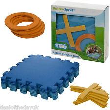 Interlocking Soft Foam Activity Play Floor Mats Kids Baby Playmat Large Puzzle