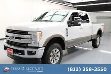 2017 Ford F-250 King Ranch 4dr Crew Cab