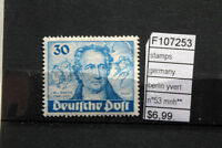 STAMPS GERMANY BERLIN YVERT N°53 MNH** (F107253)