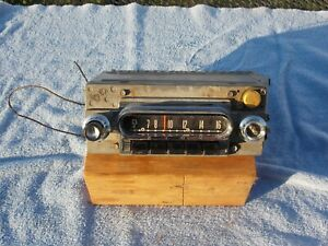 1960-1964 Ford Galaxie AM radio