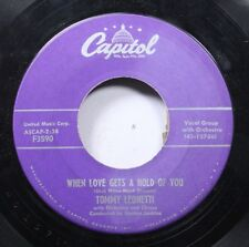 50'S & 60'S 45 Tommy Leonetti - When Love Gets A Hold Of You / Tears For Souveni