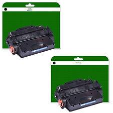 2 CARTUCCE PER HP LASERJET PRO 400 m401a m401d m401dn m401dne NON-OEM 80x