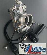 Honda XR650R Mikuni Carburetor, TM42-6 42mm Flatslide Pumper kit- Knob Choke