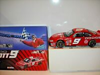 Action Collectibles Bill Elliott # 9 Dodge 1:24 Scale Nascar Diecast Collectible