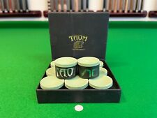 New Taom V10 Chalk! Made in Finland, Chesworth Cues