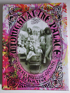 1st Edition HCDJ MIDNIGHT AT THE PALACE The Cockettes Divine 70s Drag Gay - V1