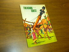 TREASURE CHEST - of Fun & Fact - Volume 23 #4 (1967)