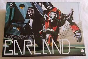 Arcadia 1/24 Mega Zone 23 Robotech Garland