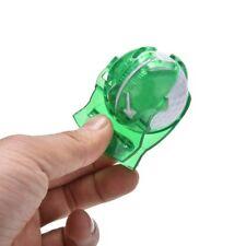 Green Plastic Convenient Golf Ball Liner Marker