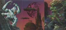Joe Jusko's Edger Rice Burroughs Collection 1 Lot of 3 Metallic Storm Chase