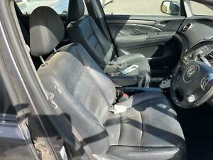 HONDA ODYSSEY FRONT SEAT RH FRONT, RB, LEATHER, GREY, 07/04-03/09 04 05 06 07 08
