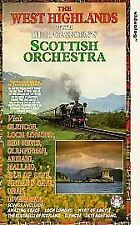 The West Highlands (VHS) With Bill Gardens Scottish Orchestra ~ Railway Video