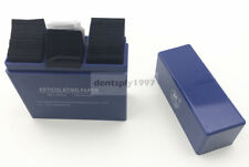 300 Sheets Dental Articulating Paper Dental Lab Products blue Strips Teeth Care