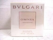 OMNIA CRYSTALLINE BY BVLGARI EAU DE TOILETTE SPRAY 1.35 FL OZ - EW 8200S