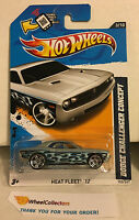 Dodge Challenger Concept #153 * Silver KMART * Hot Wheels 2012 * Y2
