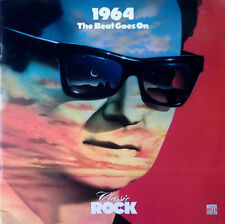 TIME LIFE - 2 LP SET - BEAT GOES ON / 1964 - SUPREMES, BEACH BOYS, R. ORBISON CV