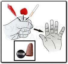 THUMB TIP REEL SILK CIGARETTE SPONGE BALL VANISH PULL DISAPPEARING MAGIC TRICK