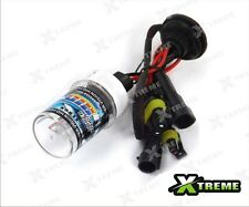 XTREME-in HID XENON HEAD LIGHT H4 TYPE BULB ONLY ( HI=WHITE / LOW=YELLOW) 8000K
