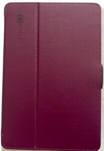 Speck Stylefolio Case iPad Mini 4 -Syrah Purple/Slate Grey #71805-6412