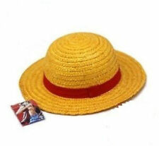 New hot sale Cosplay Accessories One Piece Straw Hat Luffy's Hat Party Gift