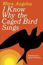 I KNOW WHY THE CAGED BIRD SINGS [9780375507892] - MAYA ANGELOU (HARDCOVER) NEW