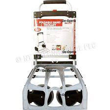 110 kg Carro Plegable De Aluminio Plegable Saco Camión almacén de picking de elevación