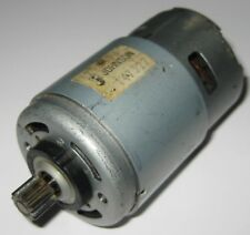 5 X PC-130 Electric DC Motors 4800 RPM 12 VDC PC-130SF-09480