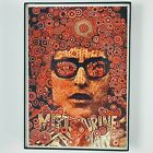 "Bob Dylan Mr. Tambourine Man 5"" x 7"" Mini Framed Album Cover Reprint"